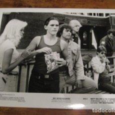 Cine: MY BODYGUARD MI GUARDAESPALDAS - FOTO ORIGINAL B/N - MATT DILLON RICHARD BRADLEY TONY BILL FILM. Lote 270407363