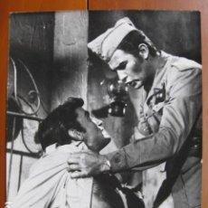 Cine: GOLPE DE MANO - FOTO ORIGINAL B/N - JOSE ANTONIO DE LA LOMA DANIEL MARTIN GUERRA CIVIL ESPAÑOLA. Lote 270407788