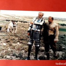 Cinéma: FOTO PRENSA SERIE DON QUIJOTE DE LA MANCHA (12.50 CM X 17.50 CM ). Lote 277256358