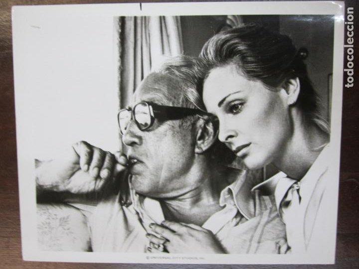 EL GRIEGO DE OROTHE GREEK TYCOON - FOTO ORIGINAL B/N - CAMILLA SPARV ANTHONY QUINN (Cine - Fotos, Fotocromos y Postales de Películas)