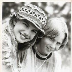 Cine: ORIGINAL PHOTOGRAPH ANNA CHLUMSKY AUSTIN O'BRIEN MY GIRL COLUMBIA PICTURES INDUSTRIES. Lote 277615178