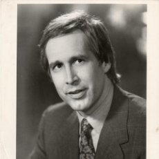 Cine: ORIGINAL PHOTOGRAPH CHEVY CHASE MEMOIRS OF AN INVISIBLE MAN. Lote 277615593