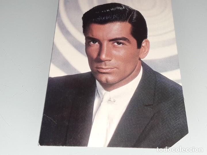 Cine: ANTIGUA POSTAL Nº 29 DEL ACTOR RAY DANTON POSTAL OSCARCOLOR BERGAS AÑOS 60 - Foto 4 - 277637713
