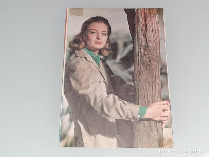 ANTIGUA POSTAL FICHA Nº 300 DE LA ACTRIZ CAPUCINE POSTAL OSCARCOLOR BERGAS AÑOS 60 (Cine - Fotos y Postales de Actores y Actrices)