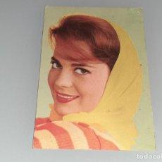 Cine: ANTIGUA POSTAL Nº 13 DE LA ACTRIZ NATALIE WOOD EDICIONES TARJEFHER - FHER AÑO 1965. Lote 277640428
