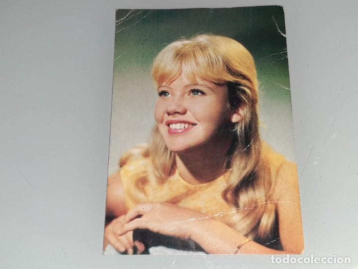 ANTIGUA POSTAL Nº 19 DE LA ACTRIZ HAYLEY MILLS POSTAL OSCARCOLOR AÑOS 60 (Cine - Fotos y Postales de Actores y Actrices)