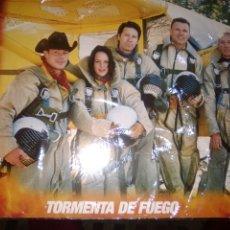 Cine: TORMENTA DE FUEGO SET COMPLETO FOTOCROMOS-ESTRENO-SUZY AMIS-LOBBY CARDS-. Lote 277648893