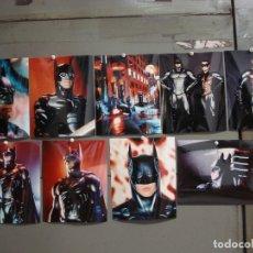 Cine: F31993 BATMAN LOTE 9 FOTOS IMPORTACION COLOR. Lote 287488743