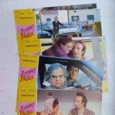 Cine: JOHNNY PALILLO, ROBERTO BENIGNI, NICOLETTA BRASCHI - SET 12 FOTOCROMOS COMPLETO, AÑO 1992. Lote 288970808