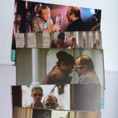 Cine: MONA LISA, BOB HOSKINS, MICHAEL CAINE, CATHY TYSON - SET 12 FOTOCROMOS COMPLETO - AÑO 1986. Lote 288972793