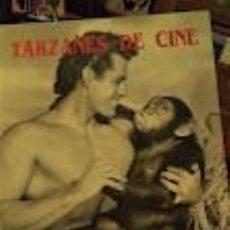 Cine: DOSSIER DE POSTERS DE MÍTICOS ACTORES DE TARZÁN. Lote 289025318