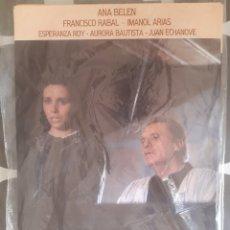 Cine: 12 GOTOCROMOS ORIGINALES - DIVINAS PALABRAS - ANA BELEN - JUEGO COMPLETO. Lote 289248888