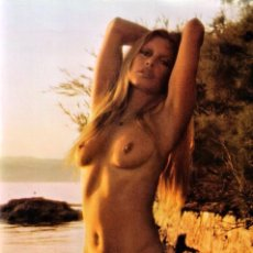 Cinema: FOTO BRIGITTE BARDOT DESNUDA - FROM PLAYBOY ITALY, SEPTEMBER 1974 - TAMAÑO 10X15 CM. Lote 289333488
