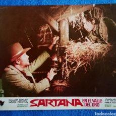 Cine: SARTANA EN EL VALLE DEL ORO. Lote 289351168