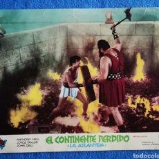 Cine: EL CONTINENTE PERDIDO (LA ATLANTIDA). Lote 289352273