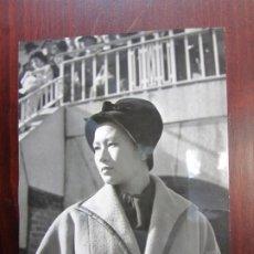 Cine: MIE KITAHARA - FOTO ORIGINAL B/N PRENSA - JAPANESE ACTRESS. Lote 289877588