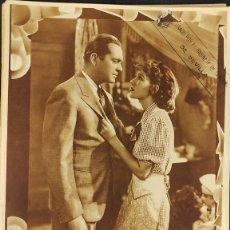 Cine: 25 FOTOCROMOS DIVERSAS PELICULAS AÑOS 1930-1940 -. Lote 292583238