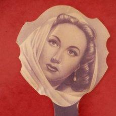 Cine: ZARAGOZA RARO Y ANTIGUO PAY PAY SALÓN DE FIESTAS AMBOS MUNDOS AÑO 1953 - ACTRIZ CINE. Lote 294131883