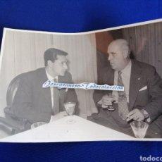 Cine: ACTOR ESPAÑOL ENTREVISTA AÑO 1961. Lote 294816588