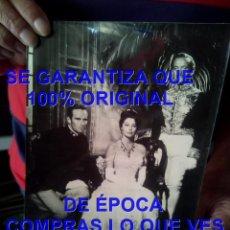 Cine: 55 DIAS EN PEKIN AVA GARDNER CHRLTON HESTON DAVID NIVEN FOTO DE EPOCA DURANTE RODAJE EN MADRID E51. Lote 295486728