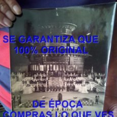 Cine: 55 DIAS EN PEKIN ESCENA FOTO DE EPOCA DURANTE EL RODAJE EN MADRID E51. Lote 295487553