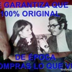 Cine: TERESA RABAL PANCHO BAUTISTA FOTOGRAFIA GIGI DE COLETTE 1974 E51. Lote 295492413