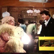 Cine: ALFILERES DE ORO FOTOCROMO ORIGINAL ESTRENO-JOE DON BAKER-LOBBY CARDS-. Lote 295738148