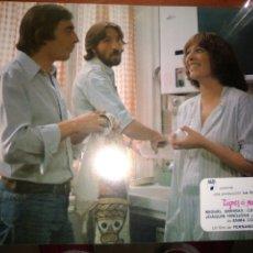 Cine: CARMEN MAURA-TIGRES DE PAPEL FOTOCROMO ORIGINAL ESTRENO-FERNANDO COLOMO-LOBBY CARDS-. Lote 295739513