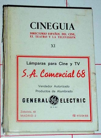 CINE GUIA DE 1970, CON INFINIDAD DE FOTOS DE ARTISTAS ESPAÑOLES DE AQUELLA EPOCA EN BLANCO Y NEGRO (Cine - Guías Publicitarias de Películas )