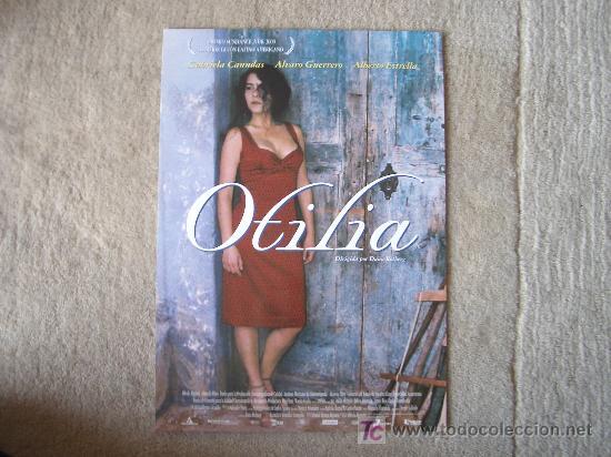 GUIA DE LA PELICULA OFILIA (Cine - Guías Publicitarias de Películas )