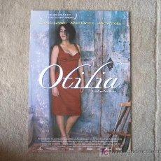 Cine: GUIA DE LA PELICULA OFILIA. Lote 26038026