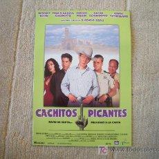 Cine: GUIA DE LA PELICULA CACHITOS PICANTES. Lote 23354358