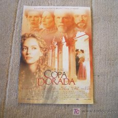 Cine: GUIA DE LA PELICULA COPA DORADA. Lote 22968095