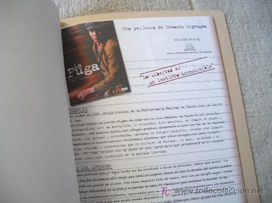 Cine: GUIA DE LA PELICULA LA FUGA - Foto 2 - 26249688