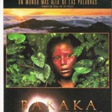 BARAKA, EL ULTIMO PARAISO, GUIA ORIGINAL SENCILLA
