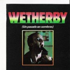 WETHERBY, GUIA ORIGINAL SENCILLA
