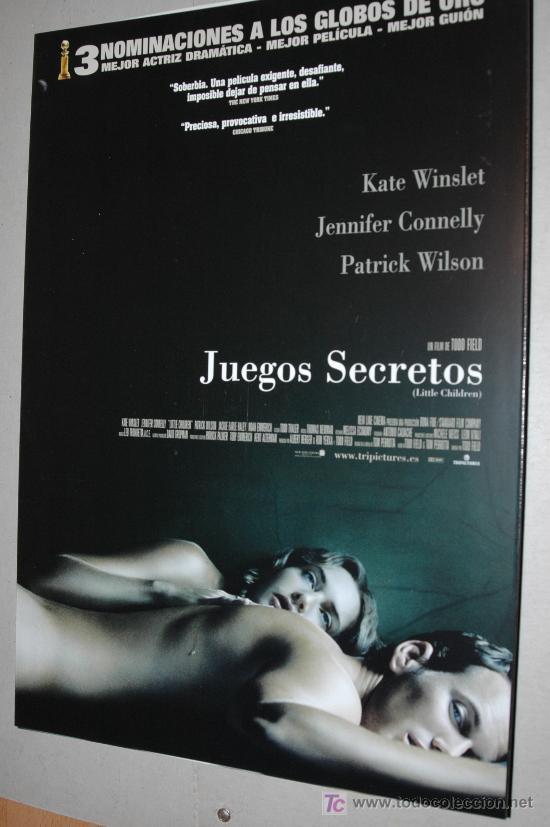 Juegos Secretos Kate Winslet Jennifer Connell Comprar Guias