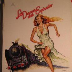 Cinema: LA DAMA DEL EXPRESO - MAC. Lote 6705648