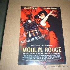 Cine: MOULIN ROUGE. Lote 8575840