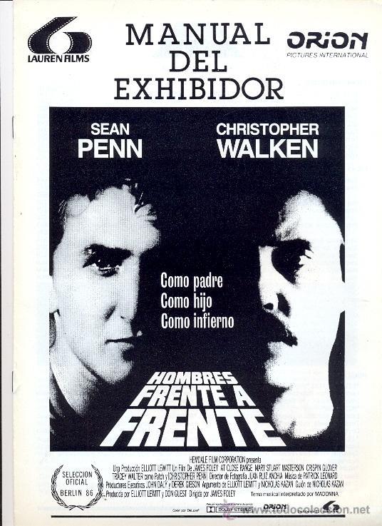 Hombres Frente a Frente (1986)