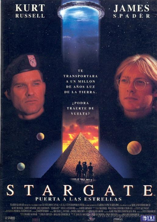 Stargate Puerta A Las Estrellas Kurt Russell Buy Pressbooks At Todocoleccion 8549587