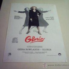Cine: GLORIA JOHN CASSAVETES. Lote 8693238