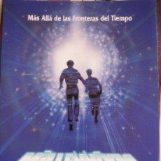 Cine: GUIA PUBLICITARIA - MILLENNIUM - GUIA SENCILLA. Lote 8743390