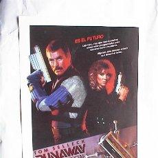 Cinema: RUNAWAY. Lote 8771222