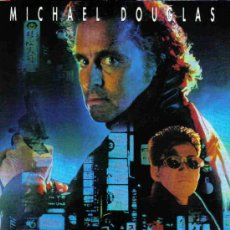 Cine: BLACK RAIN-MICHAEL DOUGLAS, ANDY GARCIA GUIA 6 PAG.. Lote 8910682