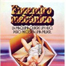 Cine: ENGENDRO MECANICO , JULIE CHRISTIE. Lote 9392369