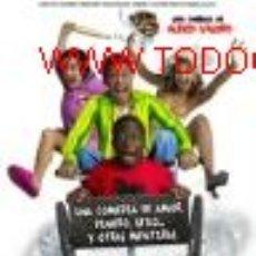 Cine: 'UN REY EN LA HABANA', CON ALEXIS VALDÉS. 2 HOJAS.. Lote 6036070