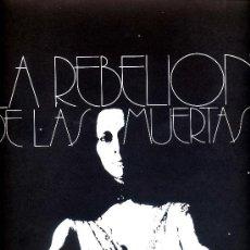 Cine: LA REBELION DE LAS MUERTAS (GUIA FESTIVAL ORIGINAL DOBLE CON MUCHAS FOTOS) TERROR CULTO PAUL NASCHY. Lote 24136321