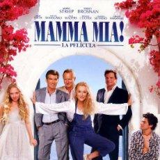 Cine: MAMMA MIA LA PELICULA (GUIA ORIGINAL DOBLE) MERYL STREEP - PIERCE BROSNAN. Lote 76657058