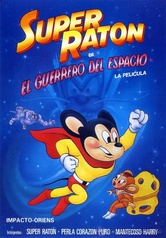 super raton el guerrero del espacio guia origi  Comprar Guas